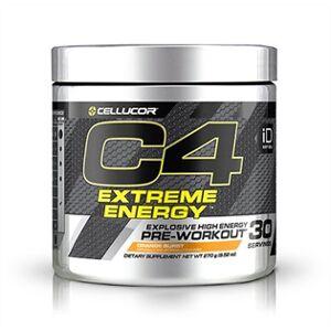 Cellucor C4 Extreme, 300g. Orange