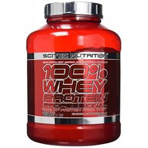 Scitec Nutrition 100% Whey Protein Professional, 2350g. Strawberry White Chocolate