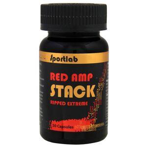 Sportlab Red Stack AMP, 50 kapsl.