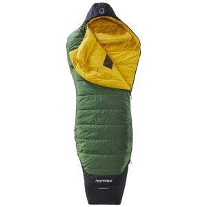 Nordisk Gormsson -2ºc Short Artichoke Green / Mustard Yellow / Black
