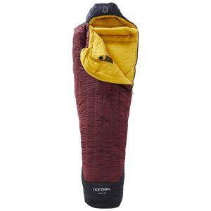 Nordisk Oscar -20 Mummy Short Rio Red / Mustard Yellow / Black