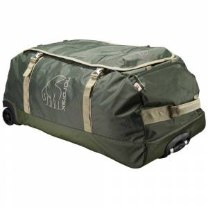 Nordisk Verran 115l Wheeled Duffel One Size Forest Green