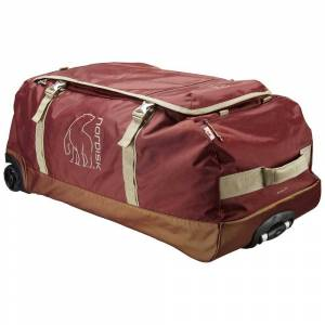 Nordisk Verran 115l Duffel One Size Burnt Red
