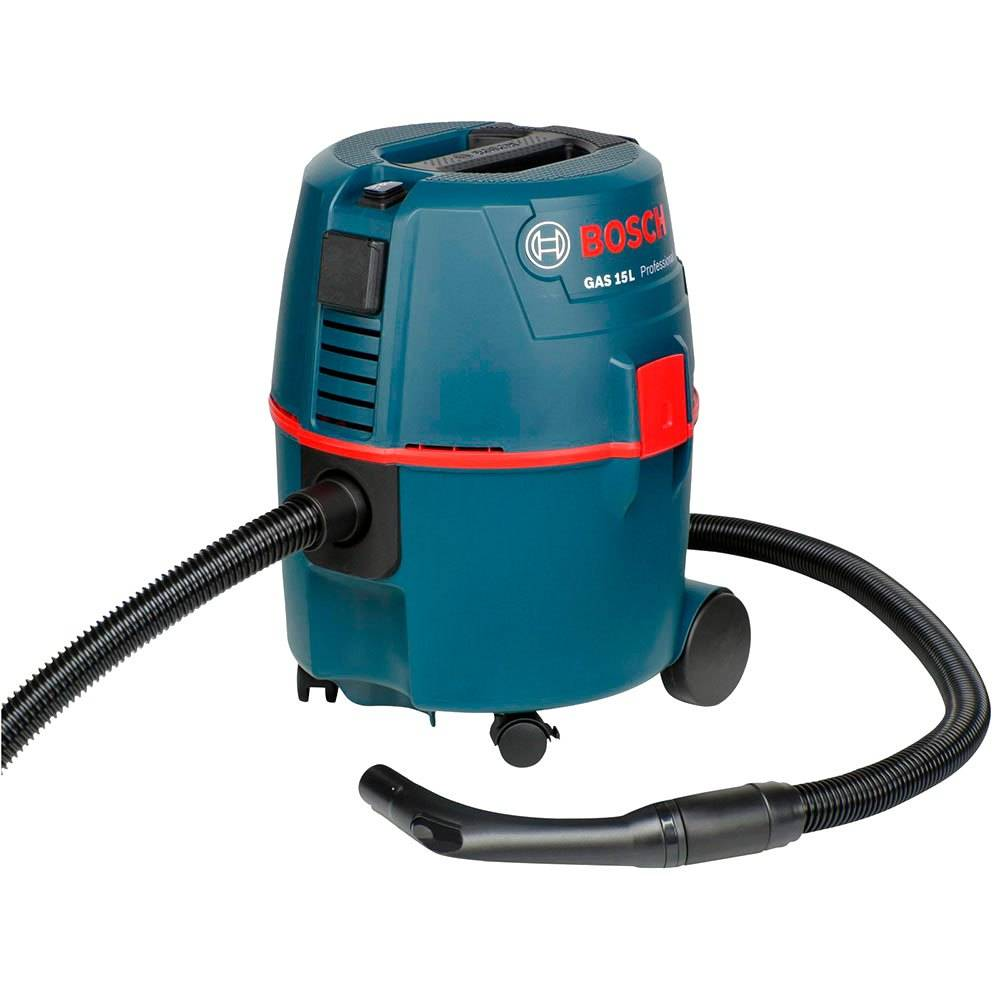 Bosch Gas 20 L Universal Vacuum Cleaner One Size Blue / Black