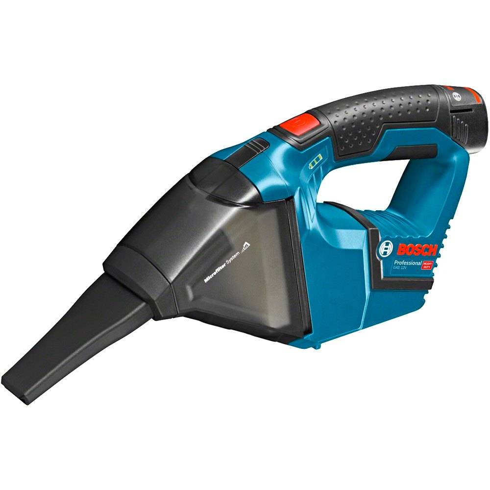 Bosch Gas 12v Cordless Vacuum Cleaner One Size Blue / Black