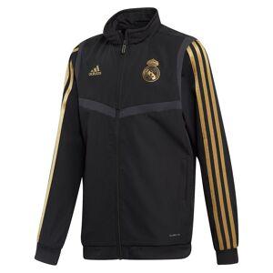 Adidas Real Madrid Presentation 19/20 Junior 128 cm Black / Dark Football Gold
