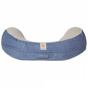 Ergobaby Nursing Pillow Cover One Size Vintage Blue
