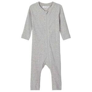 Name It Ranko Wholesuit 56 cm Grey Melange
