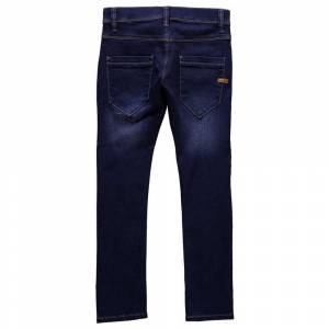Name It Tax Slim Fit 8 Years Dark Blue Denim