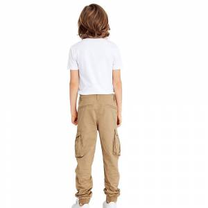 Name It Bamgo Regular Fitted Twill 8 Years Kelp