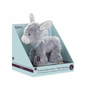 Kaloo Les Amis Regliss Donkey Pull Along 0-3 Years Multicolor
