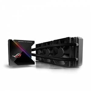 90RC0020-M0UAY0 ASUS ROG Ryujin 360  CPU-kylare, Svart 360 mm