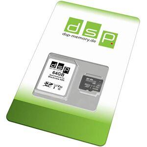 Z-4051557548770 64 GB microSDXC minneskort (A1, V30, U3) för Blackview A80