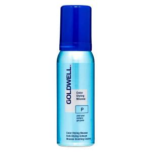 Goldwell Color Styling Mousse P Pearl Grey 75 ml