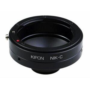 Kipon Adapter Nikon F objektiv - C-mount kamera