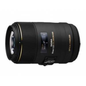Sigma 105mm f/2,8 EX DG OS HSM Macro till Nikon