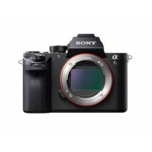 Sony A7S II Kamerahus (uppackad)
