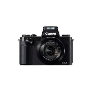 Canon PowerShot G5 X svart