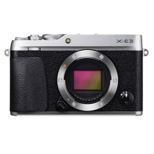 Fujifilm X-E3 kamerahus silver