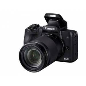 Canon EOS M50 svart + EF-M 18-150mm f/3,5-6,3 IS STM