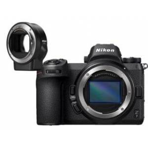 Nikon Z7 Kamerahus med FTZ Adapter