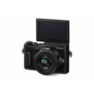 Panasonic Lumix GX880 svart +G Vario 12-32mm f/3,5-5,6 ASPH Mega O.I.S