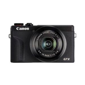 Canon Powershot G7 X III Svart