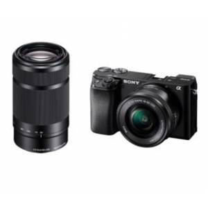 Sony A6100 + E PZ 16-50mm f/3,5-5,6 OSS + E 55-210mm f/4,5-6,3 OSS