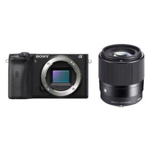 Sony A6600 +30mm f/1,4 DC DN Contemporary till Sony E