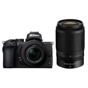 Nikon Z50 + 16-50mm f/3,5-6,3 + 50-250 f/4,5-6,3