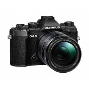 Olympus OM-D E-M5 Mark III svart + AF 14-150/4,0-5,6II ED Zuiko Digital svart