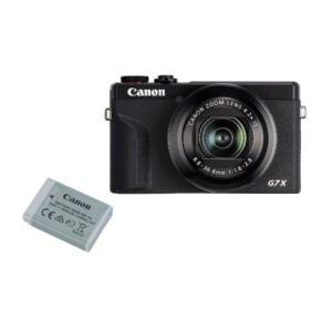 Canon Powershot G7 X III Svart bundle