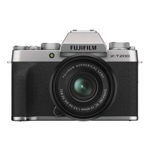 Fujifilm X-T200 SIlver + XC 15-45mm f/3,5-5,6 OIS PZ