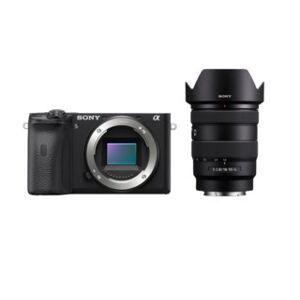 Sony A6600 + E 16-55mm f/2,8 G