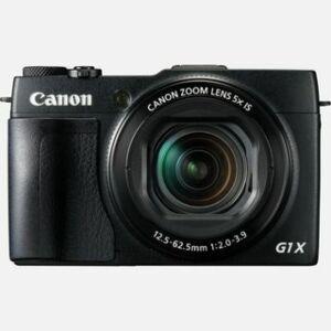 Canon PowerShot G1 X Mark II (Demo)