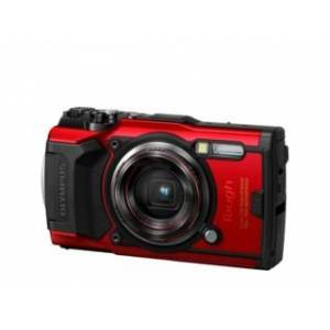 Olympus Tough TG-6 Svart