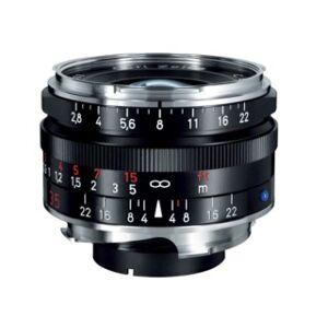 Carl Zeiss C Biogon T* 35mm f/2,8 ZM svart till Leica M