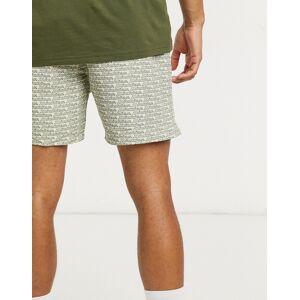 Dickies – Cave Point – Brungrå shorts-Beige