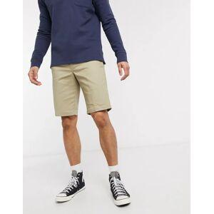 Dickies – Khakifärgade arbetsshorts med raka ben och smal passform-Grön