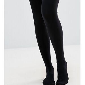 New Look – Premium – Tights i 120 denier-Svart