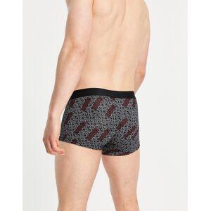 HUGO Bodywear HUGO – Bodywear Brother – Svarta och khakigröna kalsonger-Svart/a S