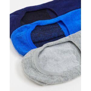 Pepe Jeans – Hart – Osynliga sockar-Flerfärgad
