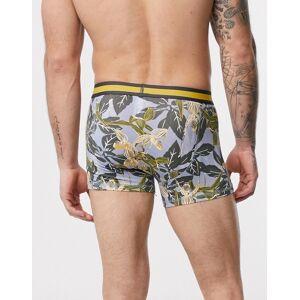 Topman – Blommiga trunks i 3-pack-Flerfärgad