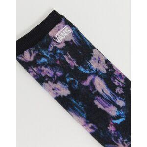 Vans – Blommiga strumpor i 1-pack-Flerfärgad