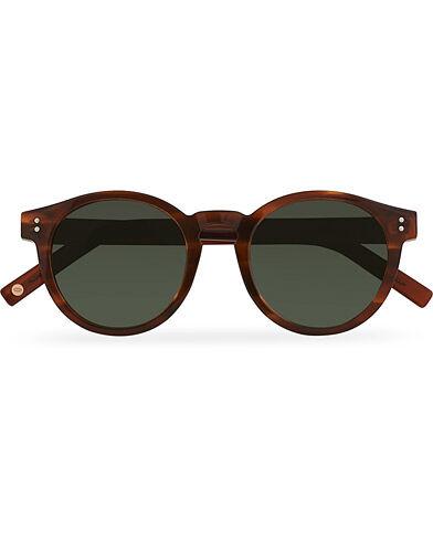 Nividas Eyewear Gothenburg Sunglasses Cloudy Brown