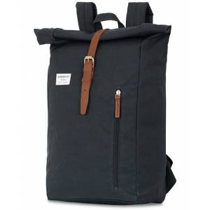 Sandqvist Dante Roll Top Backpack Blue