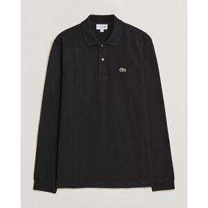 Lacoste Long Sleeve Original Polo Black