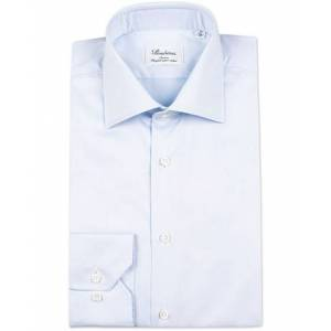 Stenströms Slimline Shirt Blue