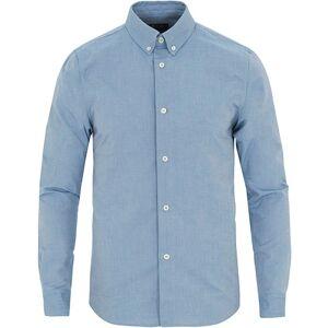 A.P.C. Button Down Oxford Shirt Light Blue