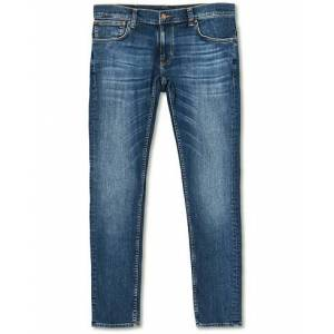 Nudie Jeans Tight Terry Organic Jeans Steel Navy